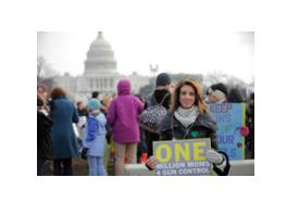 Mothers of America Unite for a Safer World - Moms Demand Action For Gun Sense in America and the Debate on Gun Control